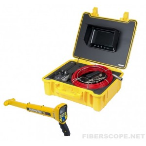 Photo of Viper Fiber Scope and Camera System used by Volunteer Inspections